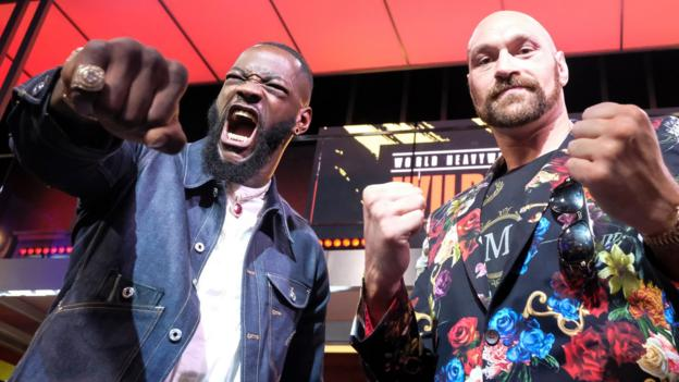 Wilder v Fury II: Tyson Fury will be worried by first-fight knockdowns, says Deontay Wilder thumbnail