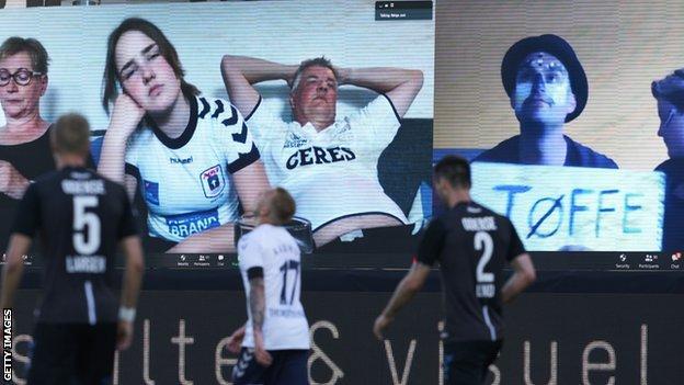 AGF Aarhus fans