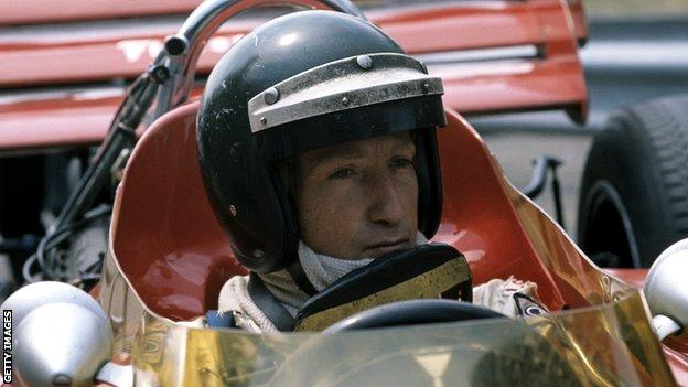 Jochen Rindt The F1 Champion Crowned Beyond The Grave Bbc Sport
