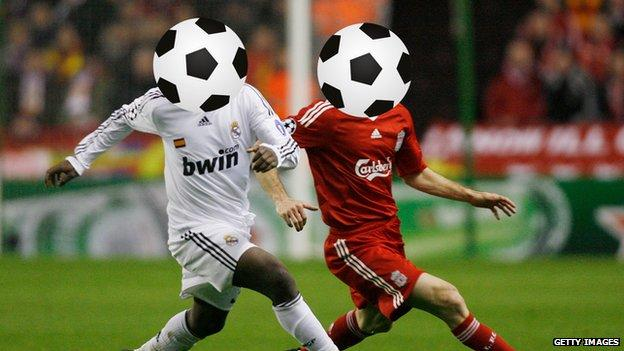 Liverpool v Real Madrid