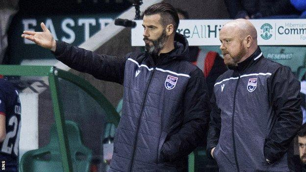 Co-managers Stuart Kettlewell and Steven Ferguson have Ross County sitting 10th on the club's return to the top flight