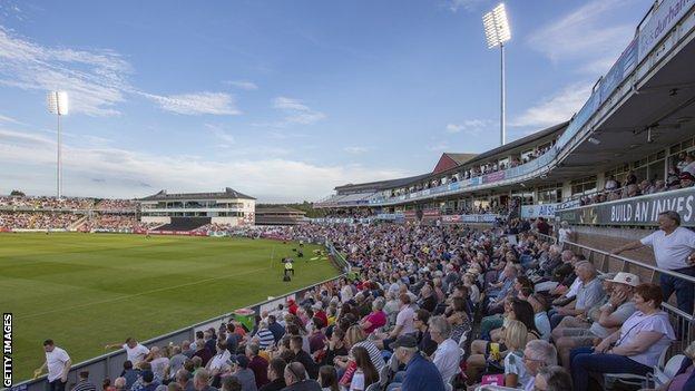 Durham's Riverside ground