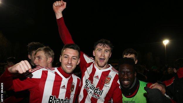 Stourbridge FC.