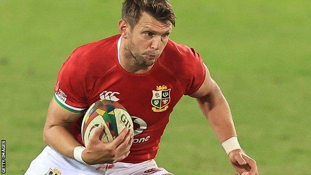 Dan Biggar: Grieving British and Irish Lions fly-half eyes Test start in South Africa thumbnail