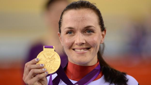 Victoria Pendleton: Olympic champion 'turns corner' after suicide thoughts thumbnail