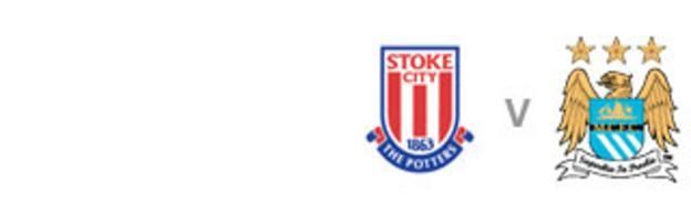 Stoke v Man City