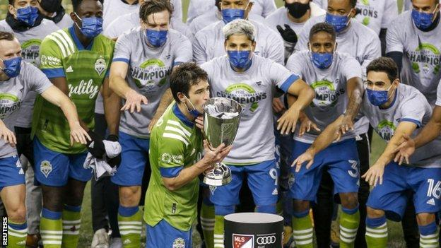 MLS commissioner not sure where Canadian teams will play in 2021