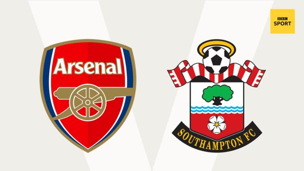 Arsenal v Southampton