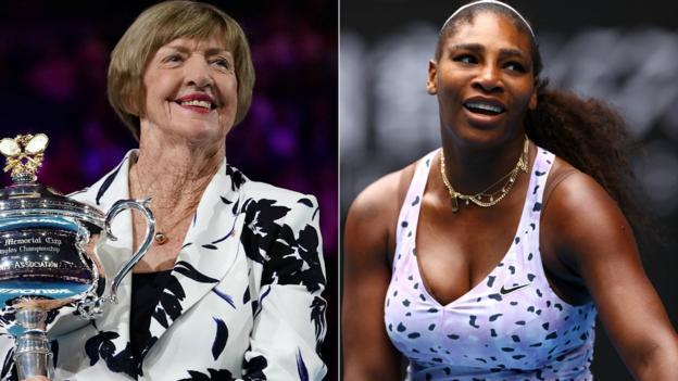 Australian Open: John McEnroe hopes Serena Williams beats Margaret Court tally thumbnail