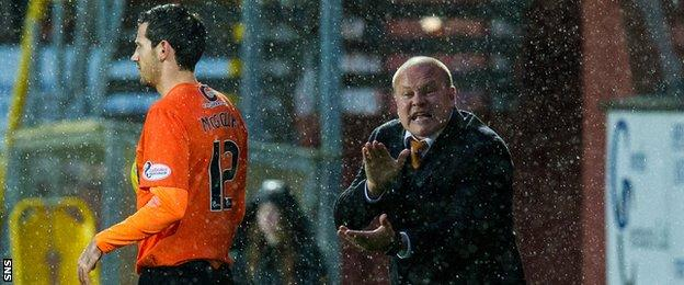 Ryan McGowan and Mixu Paatelainen