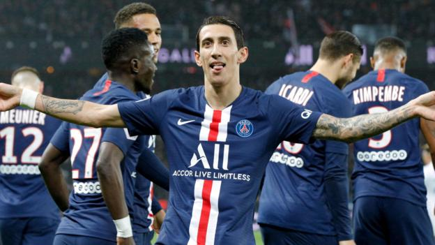 Paris St-Germain 4-2 Lyon: Fernando Marcal nets comedy own goal thumbnail