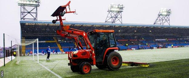 Rugby Park