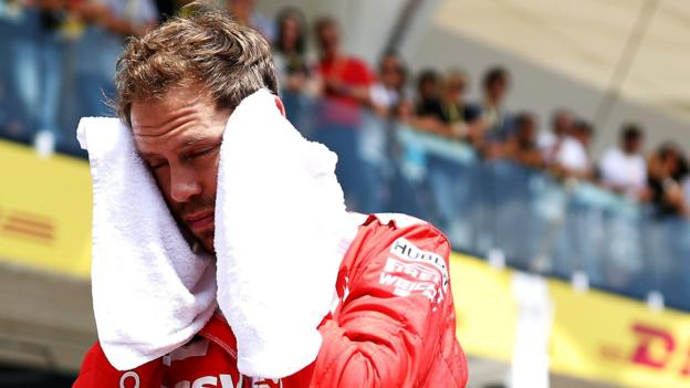 Brazilian Grand Prix: Ferrari's 'silly' problem is a rather large one thumbnail