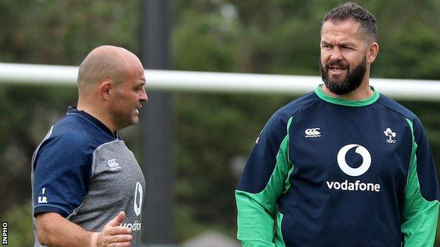 """Rory Best says Ireland have been """"really good"""" during the first two rounds of the Six Nations"""