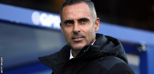 Reading boss Jose Gomes