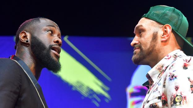 Wilder v Fury II: Tyson Fury fears he will not get a points decision in the United States thumbnail