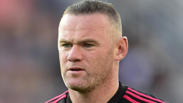 Wayne Rooney: Derby County keen to make former England captain player-coach thumbnail