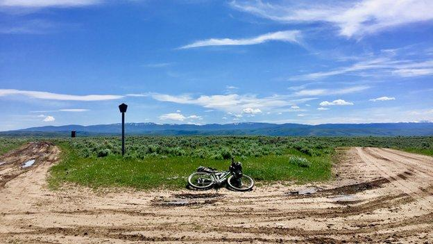 The Tour Divide Race