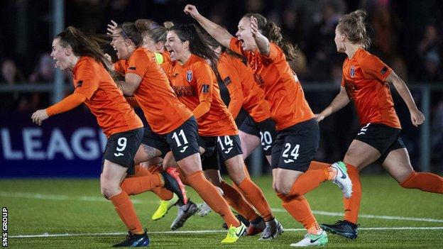 Glasgow City have been the Scottish champions for 13 seasons in a row