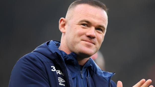 Wayne Rooney: Derby player-coach on veganism, Everton and analysing with Ryan Giggs