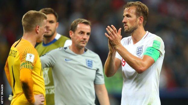 Harry Kane: 'European club success will help England at Euros' (2021)
