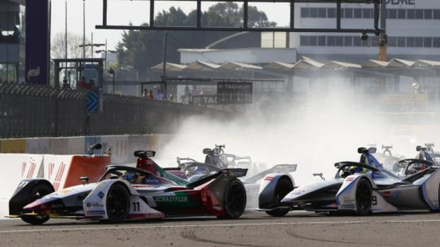 Formula E: Lucas di Grassi wins dramatic Mexico E-Prix thumbnail