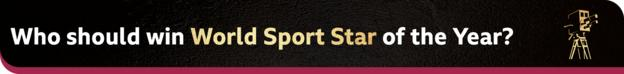World Sport Star banner