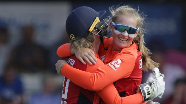 England v West Indies: Sarah Taylor, Sophie Ecclestone & Jenny Gunn back in ODI squad thumbnail
