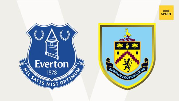 Everton v Burnley