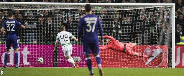 Jozo Simunovic own goal