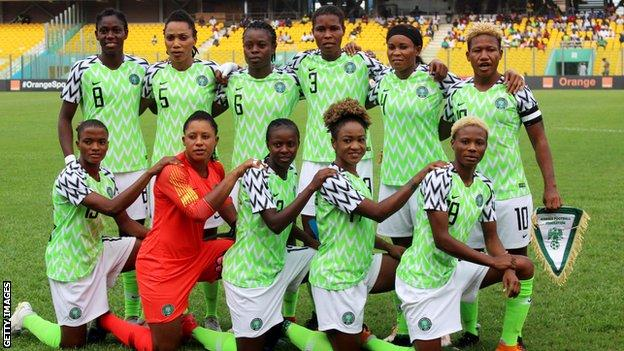 Nigeria's Super Falcons