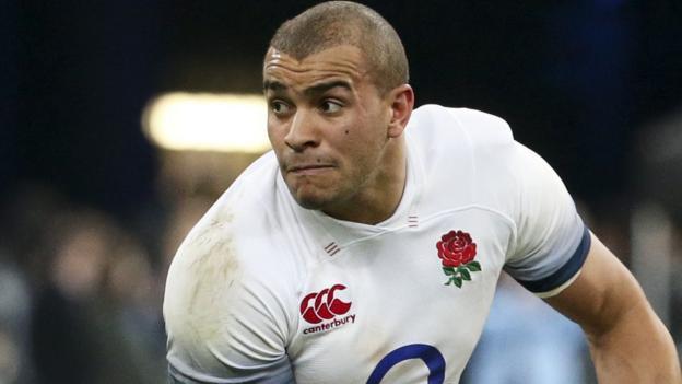 Six Nations: Bath centre Jonathan Joseph returns to England squad thumbnail