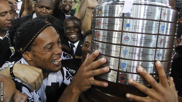 hollywood Ronaldinho