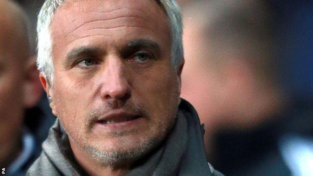 Ginola wanted to become Fifa president