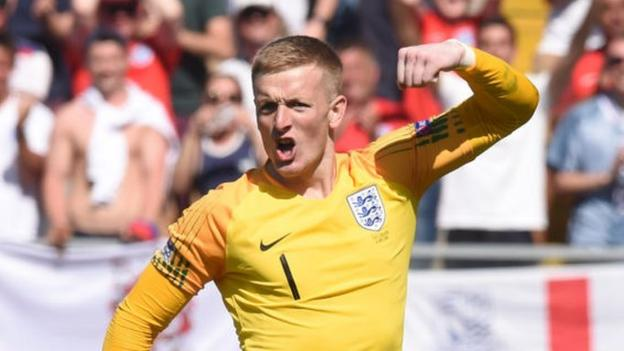 Nations League: England beat Switzerland 6-5 on penalties after 0-0 draw thumbnail