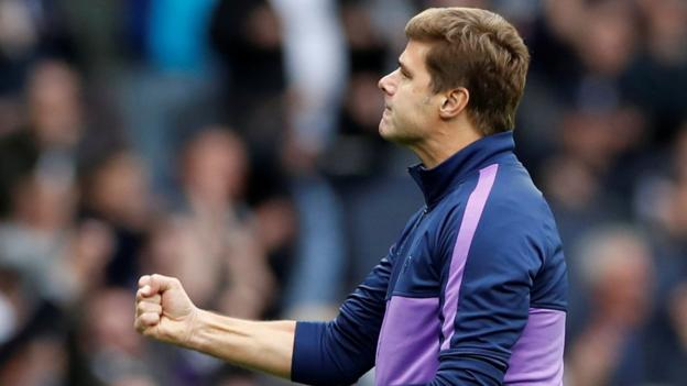 Tottenham: Mauricio Pochettino finds relief at end of difficult week