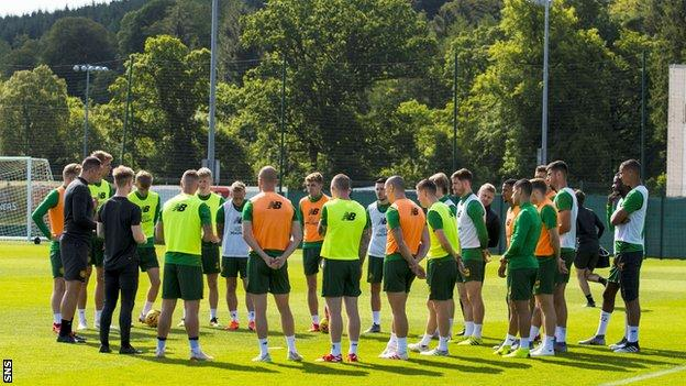 Despite 11 players leaving, Neil Lennon still wants more to go