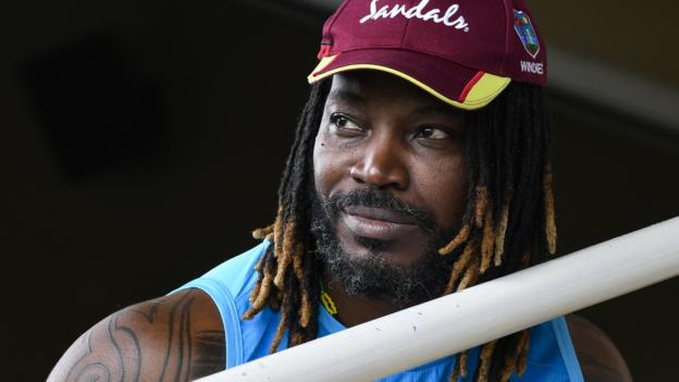 West Indies: Chris Gayle wants to carry on playing 'until I'm 45'