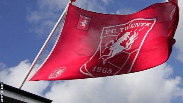 FC Twente flag