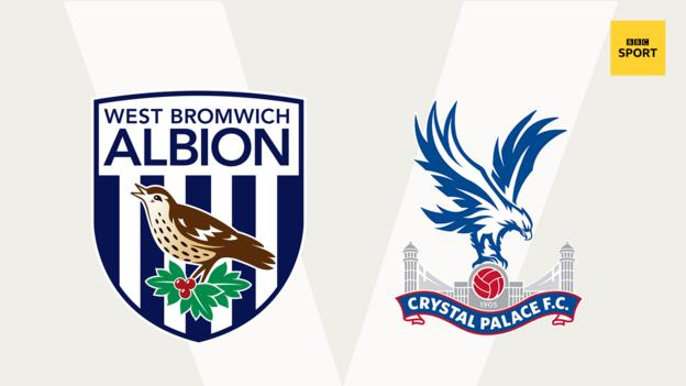 West Brom v Crystal Palace