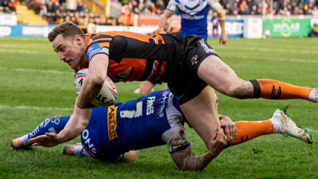 Future of rugby league as a sport 'on the line' - Saints chairman McManus thumbnail