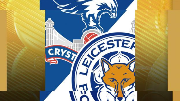 Crystal Palace v Leicester