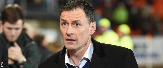 Former Celtic striker Chris Sutton