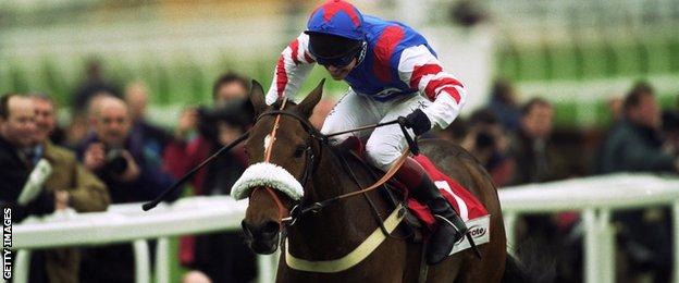 Richard Johnson 2000 Cheltenham Gold Cup