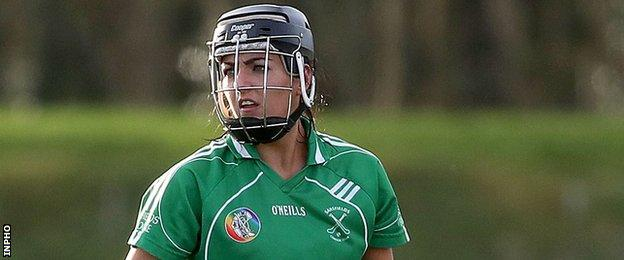 Niamh is one of four McGrath sisters on the Sarsfields panel