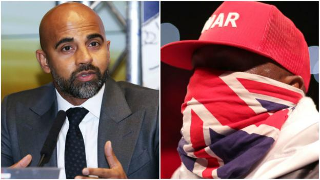 Dereck Chisora: British heavyweight joins up with Dave Coldwell thumbnail