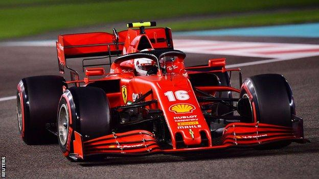 Charles Leclerc: Ferrari Formula 1 driver tests positive for Covid-19 (2021)