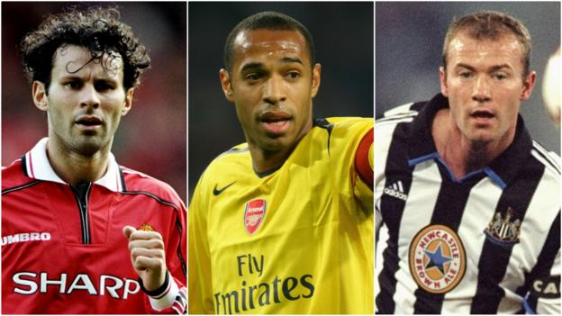 Which players make your Premier League Hall of Fame?