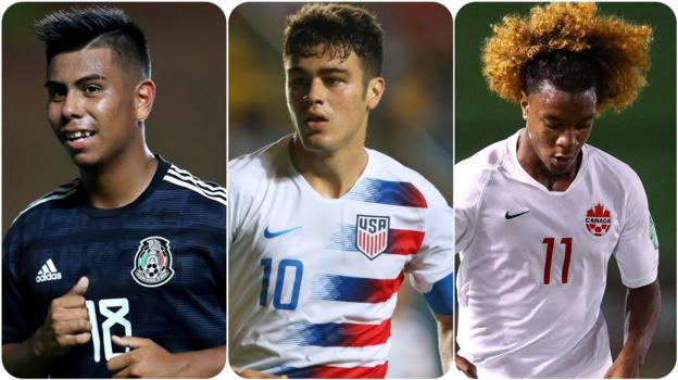 World Cup 2026: Meet the future North American stars dreaming of success thumbnail