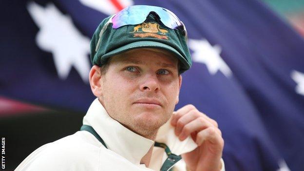 Australia captain Steve Smith